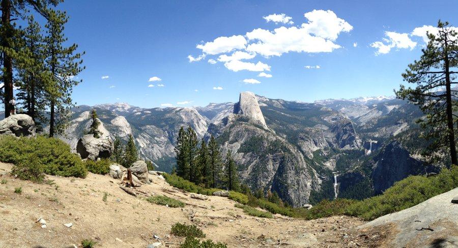 Beauty At Every Stop Yosemite Panorama Photos 6 6 14
