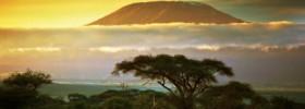 Africa-Tanzania-Kilimanjaro-Sunset-YExplore