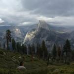 Half Dome Takes Center Stage: Yosemite Panorama Photos 2015.05.25