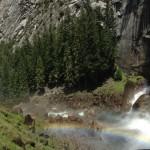 A Tale of Two Waterfall Panos: Yosemite Panorama Photos 2015.06.09